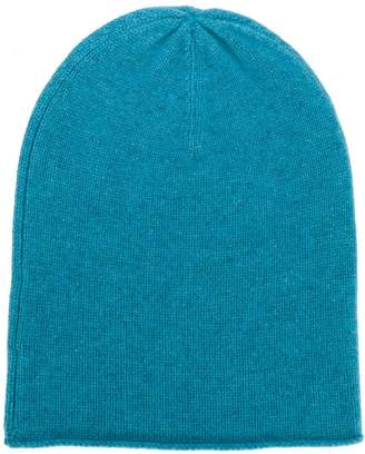 Allude fine knit beanie