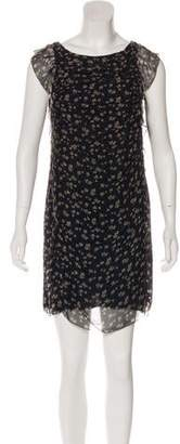 3.1 Phillip Lim Mini Print Dress