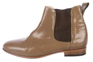 Dieppa Restrepo Leather Chelsea Boots