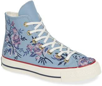 Converse Chuck Taylor(R) All Star(R) Parkway Floral 70 High Top Sneaker