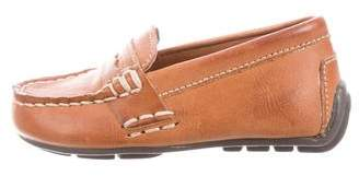 Ralph Lauren Boys' Leather Loafers