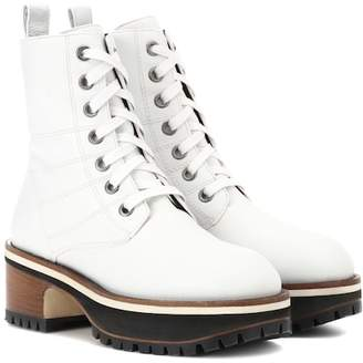 Sies Marjan Jessa leather ankle boots