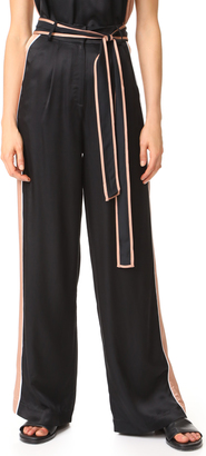 Line & Dot Aida Pants $110 thestylecure.com