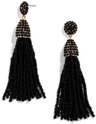 Women's Baublebar 'Pinata' Tassel Earrings $36 thestylecure.com