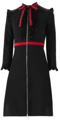 Gucci Viscose Jersey Dress