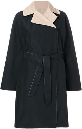 Max Mara Moldava reversible belted coat