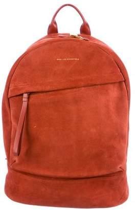 WANT Les Essentiels Suede Kastrup Backpack