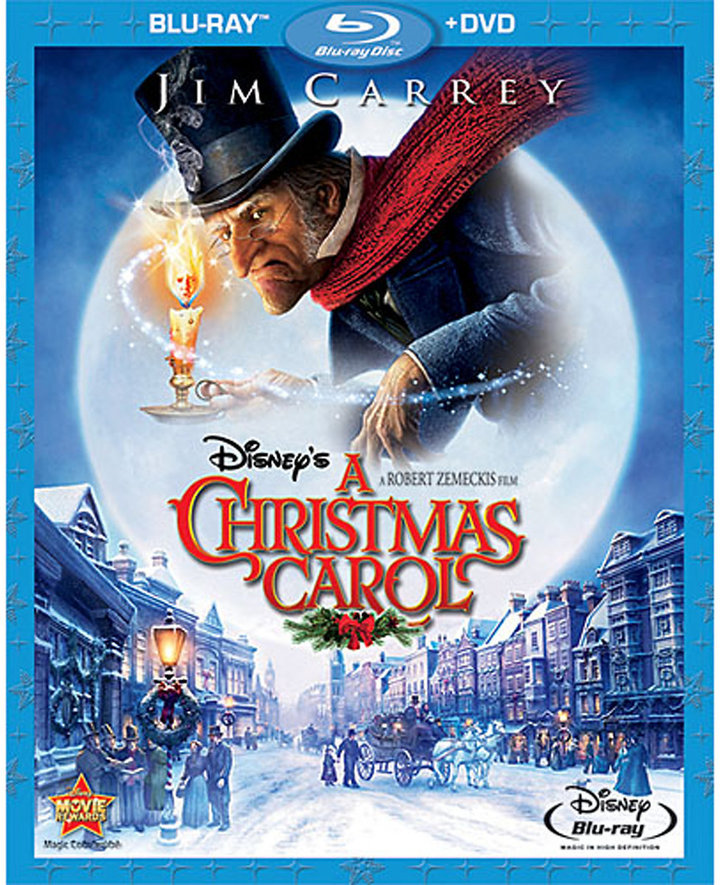 Disney's A Christmas Carol - 2-Disc Combo Pack