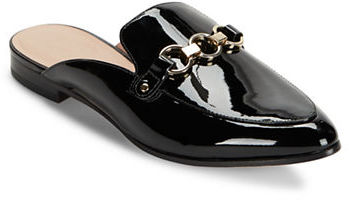 Kate SpadeKate Spade New York Cece Too Point Toe Patent Leather Mules