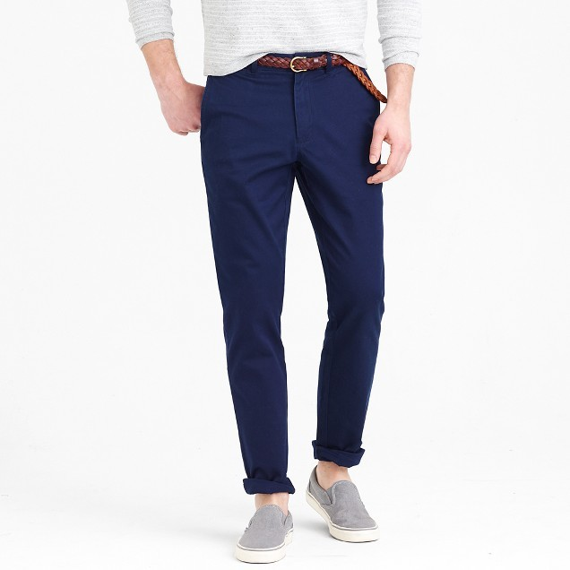 Stretch chino pant in 770 fit