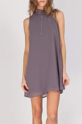 Gentle Fawn Mock Neck Dress
