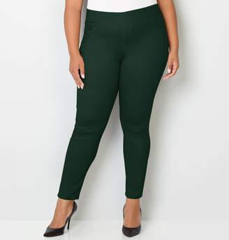 Avenue Butter Denim Pull-On Skinny Jean in Hunter