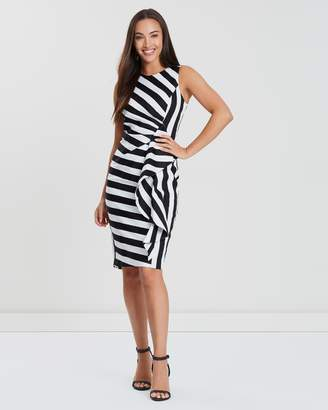 Forcast Shelby Asymmetrical Dress