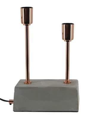 CDI Furniture Duet Table Lamp