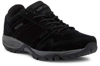 Pacific Trail Basin Suede Hiking Sneaker