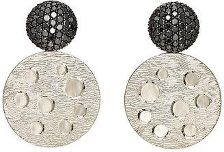 VRAM Women's Tau Disco Double-Drop Earrings