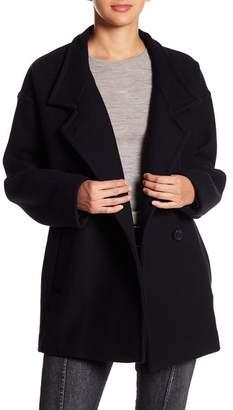 AllSaints Meade Torto Coat