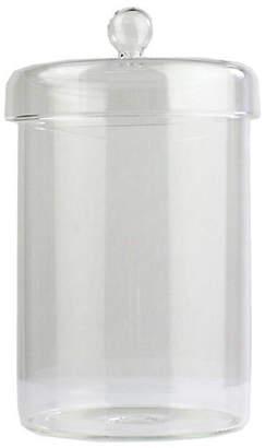 One Kings Lane Arora Large Jar - Clear