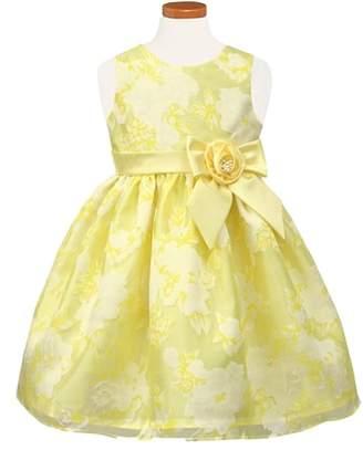 Sorbet Floral Organza Dress