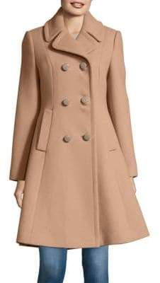 Kate Spade Double-Breasted Coat