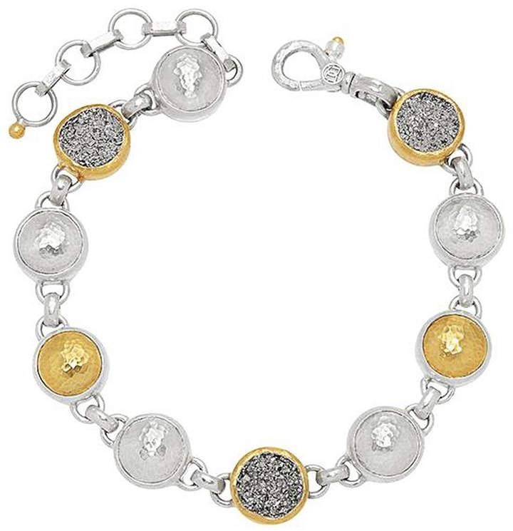 Gurhan Drusy Sterling/24k Bracelet