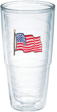 Tervis Tumbler American Pride American Flag 24 oz. Plastic Every Day Glass