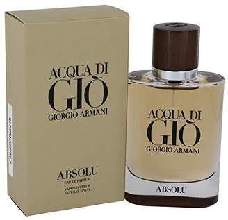 Giorgio Armani zyoruzioaruma-ni Acqua Di Gio Absolu Eau De Parfum Spray 75ml/2.5oz Parallel import goods