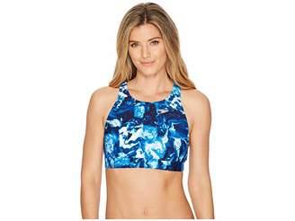 Speedo Aqua Elite High Neck Top Women's Swimwear