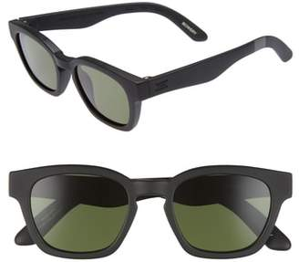 Toms Bowery 51mm Polarized Sunglasses