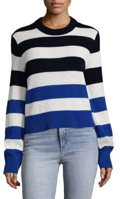 Rag & Bone Annika Striped Cashmere Sweater