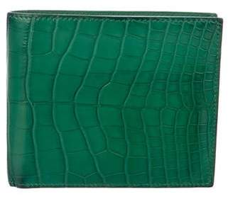 Hermes Alligator MC2 Copernic Wallet
