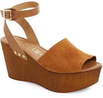 954dfecbb Seychelles Brown Platform Women s Sandals - ShopStyle
