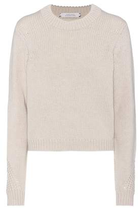 Schumacher Dorothee Strong Play wool and cashmere sweater