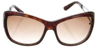 Marc Jacobs Tortoiseshell Acetate Sunglasses