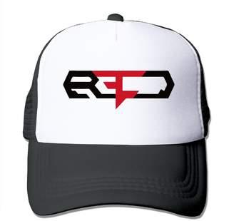 at Amazon Canada · Ksoleoid Red Militia Faze Clan Logo Snapback Trucker  Mesh Unisex Hats Caps e78410c22a9