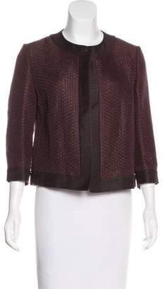 Max Mara Long Sleeve Woven Jacket