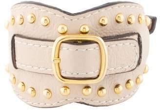 Giuseppe Zanotti Stud Leather Bracelet