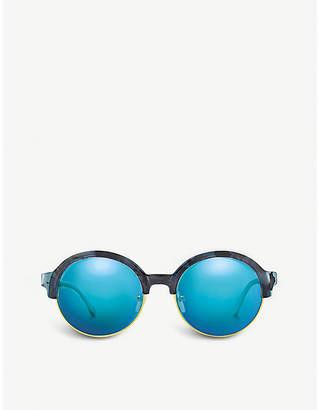 Folli Follie SG18B007U round-frame sunglasses