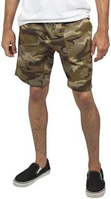 Neff Men's Bunker Sweat Sweatpant Material Shorts