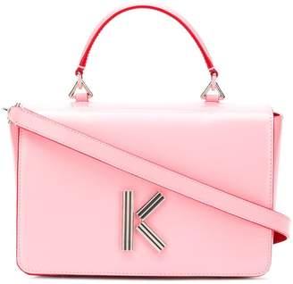 Kenzo K satchel bag