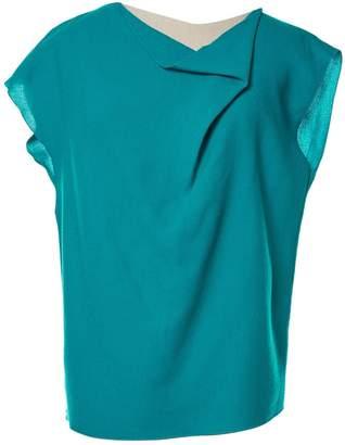 Roksanda Ilincic Blue Wool Top for Women