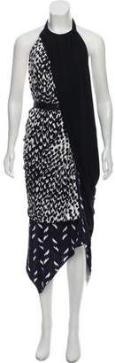 Issa Layered Silk Dress