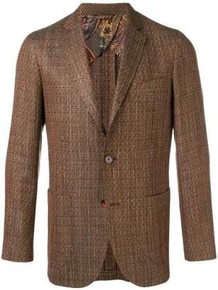 Etro classic formal blazer