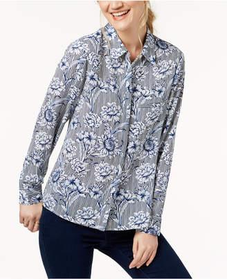INC International Concepts I.N.C. Printed Shirt, Created for Macy's