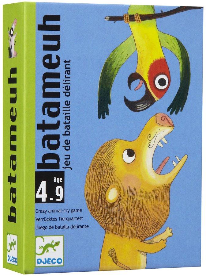 Djeco Batameuh Card Game (40 pc)
