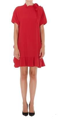 RED Valentino Bow Dress