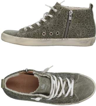 Leather Crown High-tops & sneakers - Item 11264948ME
