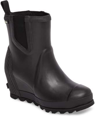 Sorel Joan of Arctic(TM) Wedge Chelsea Rain Boot