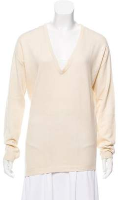 Barbara Bui Long Sleeve Sweater