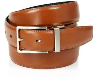 Bloomingdale's The Men's Store at Amigo Reversible Leather Belt - 100% Exclusive